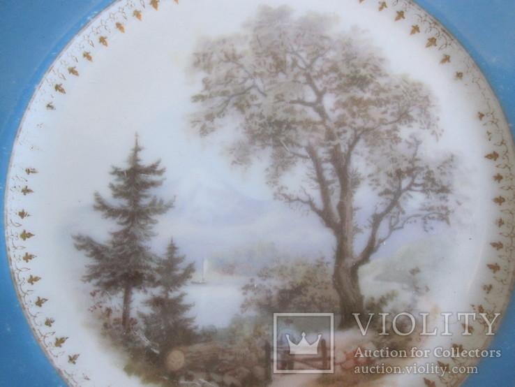 2 тарелки М. С. Казнецов ( одним лотом ), фото №8