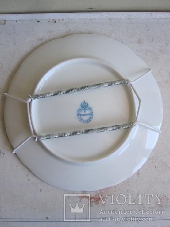 2 тарелки М. С. Казнецов ( одним лотом ), фото №10