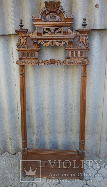 Рама старинного зеркала