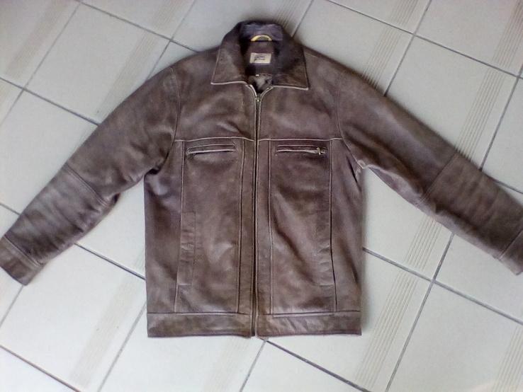 Куртка из натуральной кожи Camel active