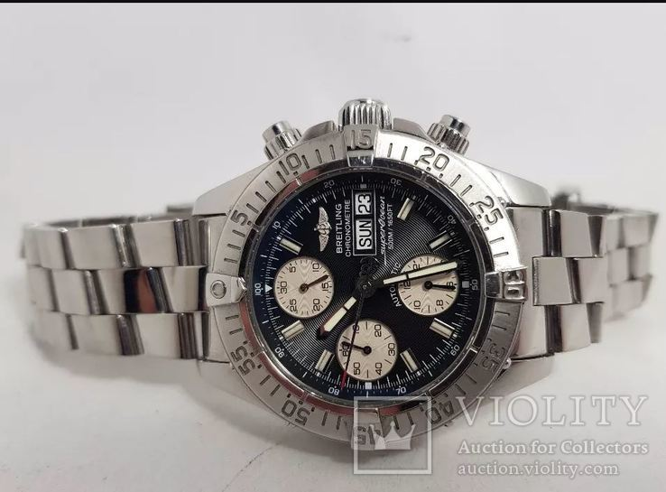 Breitling Superocean Chronograph II A13340 automatic