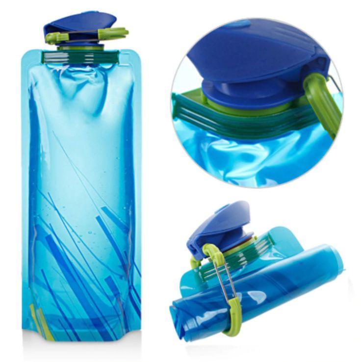 Портативная спортивная бутылка 700 ml