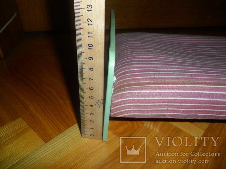 Кукольная кровать для куклы + подушки и др., фото №6
