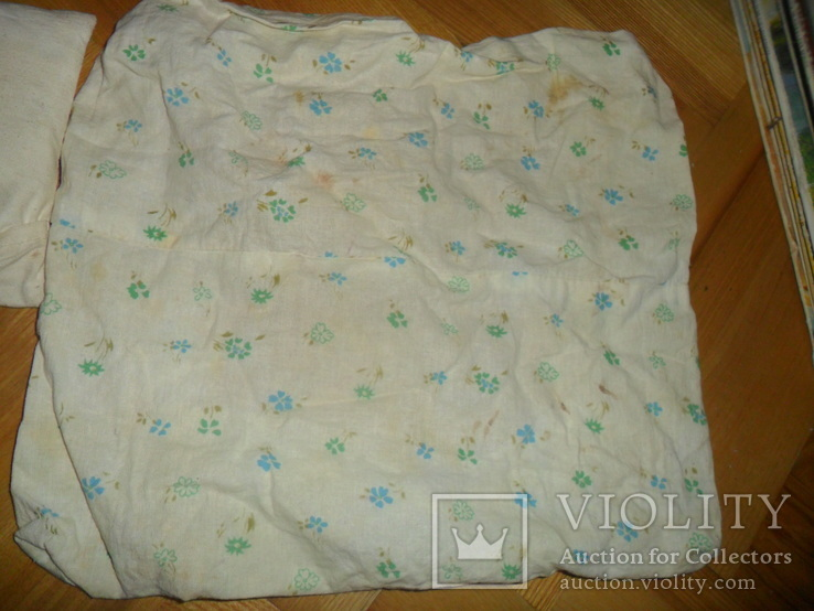 Кукольная кровать для куклы + подушки и др., фото №12