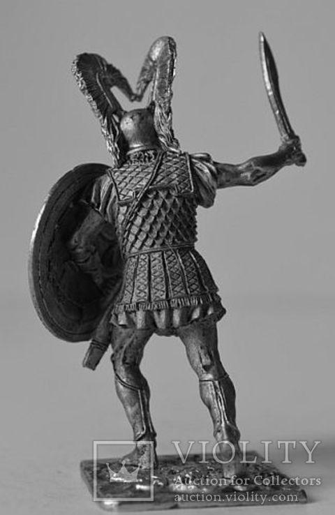 Греческий гоплит 480 год до н.э., фото №3