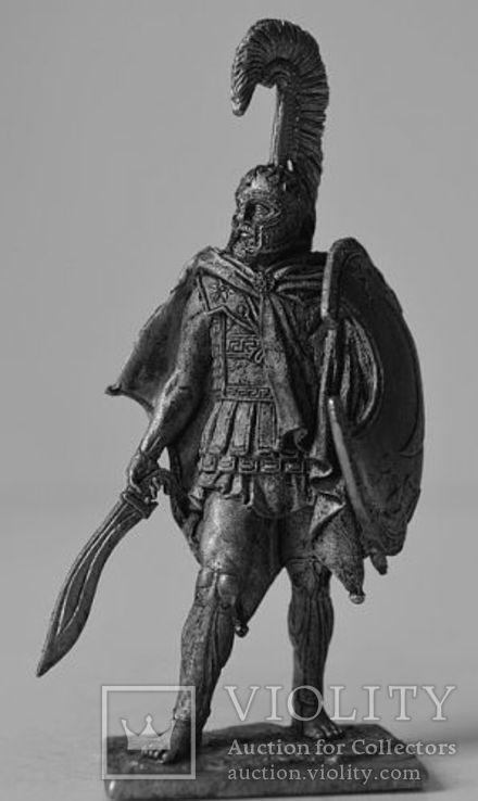Феспийский гоплит 5 век до н.э.