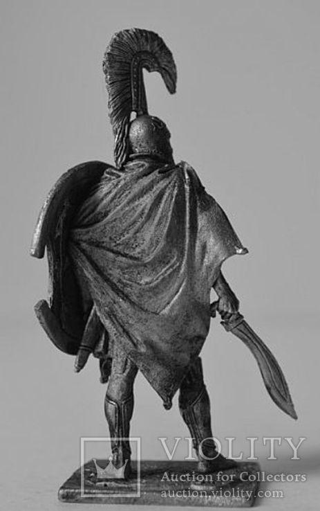 Феспийский гоплит 5 век до н.э., фото №3