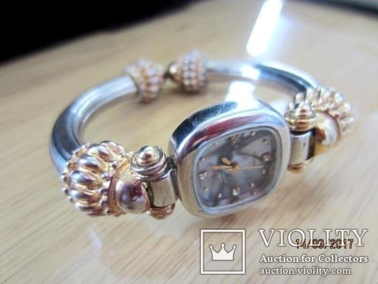Bijoux terner k-6829 часы браслет, фото №2