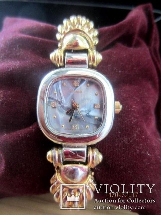 Bijoux terner k-6829 часы браслет, фото №3