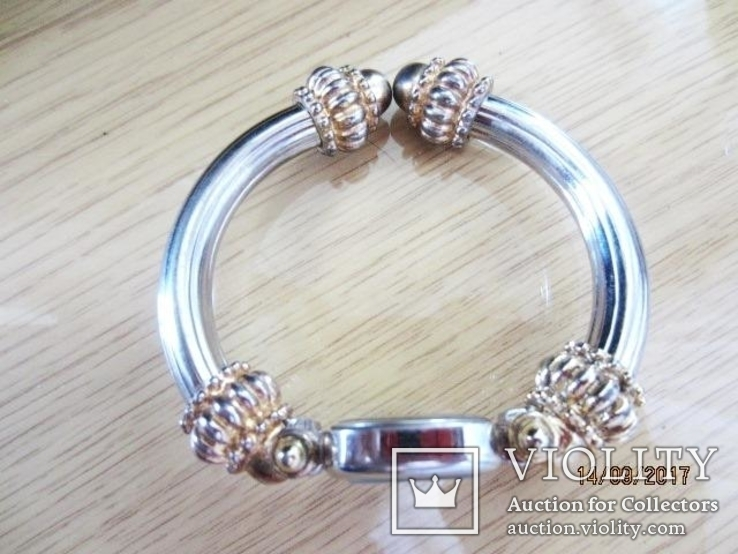 Bijoux terner k-6829 часы браслет, фото №5
