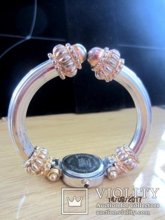 Bijoux terner k-6829 часы браслет, фото №6