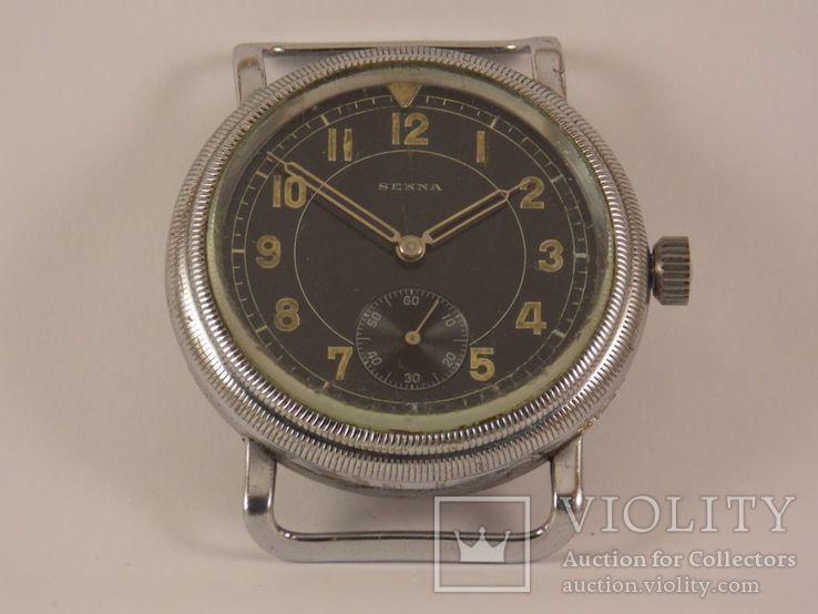 Часы Senna Pilot flieger