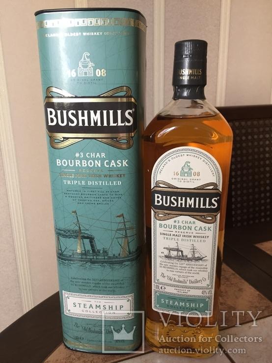 Виски Bushmills Bourbon Cask