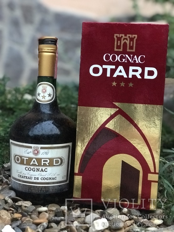 Cognac Otard 1980s