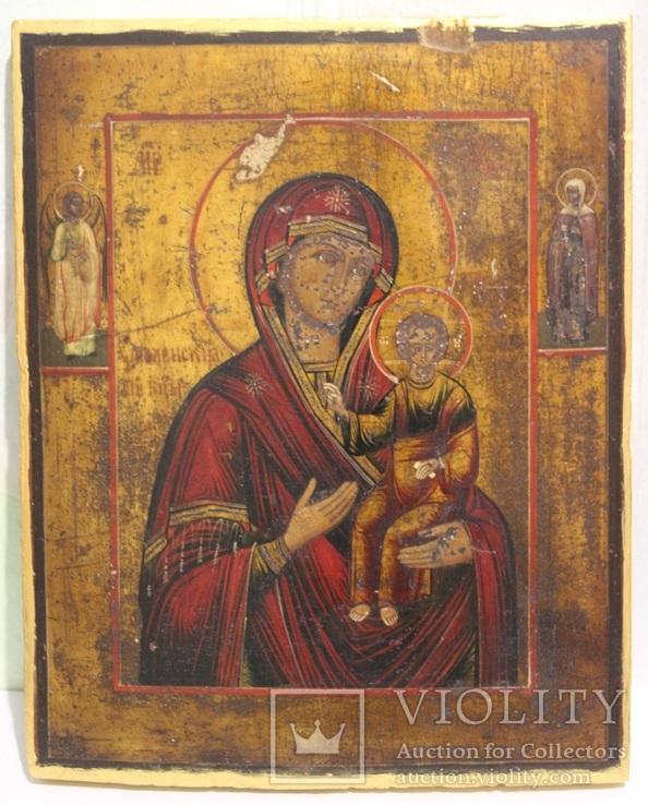 Икона Божья Матерь Смоленская 24,8*31 см