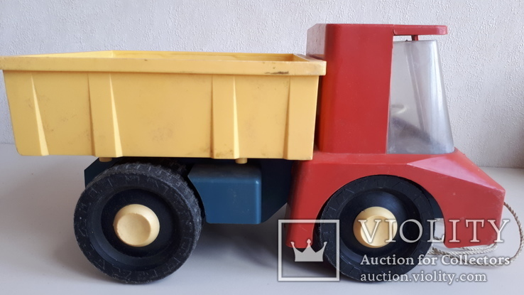 Автомобиль грузовик Norma.Tallin., фото №11