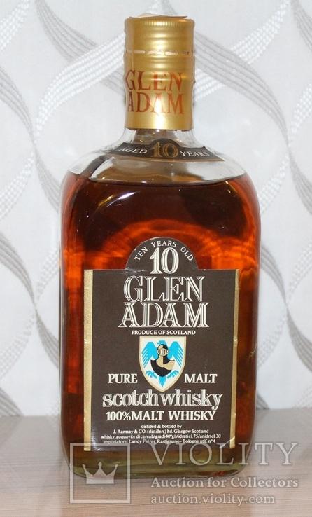 Односолодовый виски Glen Adam 10 year old