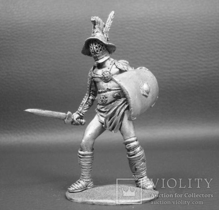 Гладиатор-Самнит 1 век до н.э.