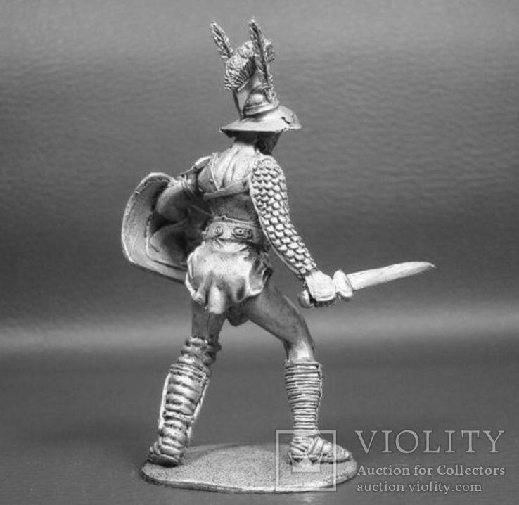 Гладиатор-Самнит 1 век до н.э., фото №4