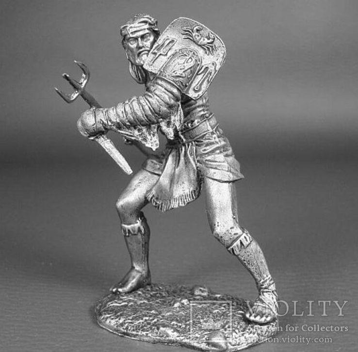 Гладиатор-Ретиарий 1 век до н.э, фото №2