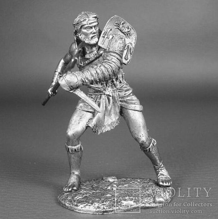 Гладиатор-Ретиарий 1 век до н.э, фото №3