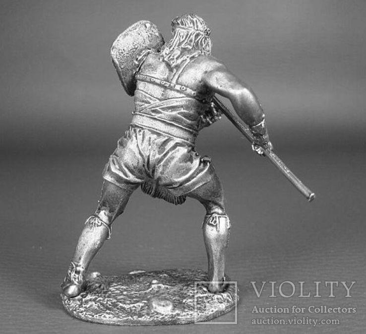Гладиатор-Ретиарий 1 век до н.э, фото №4