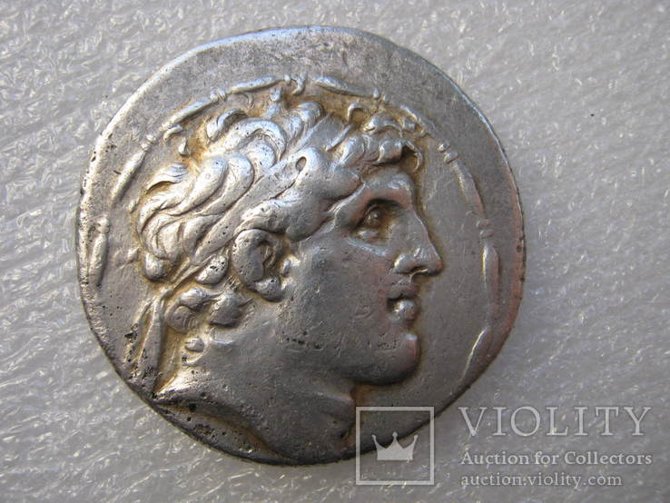 Тетрадрахма Александра1 Баласа