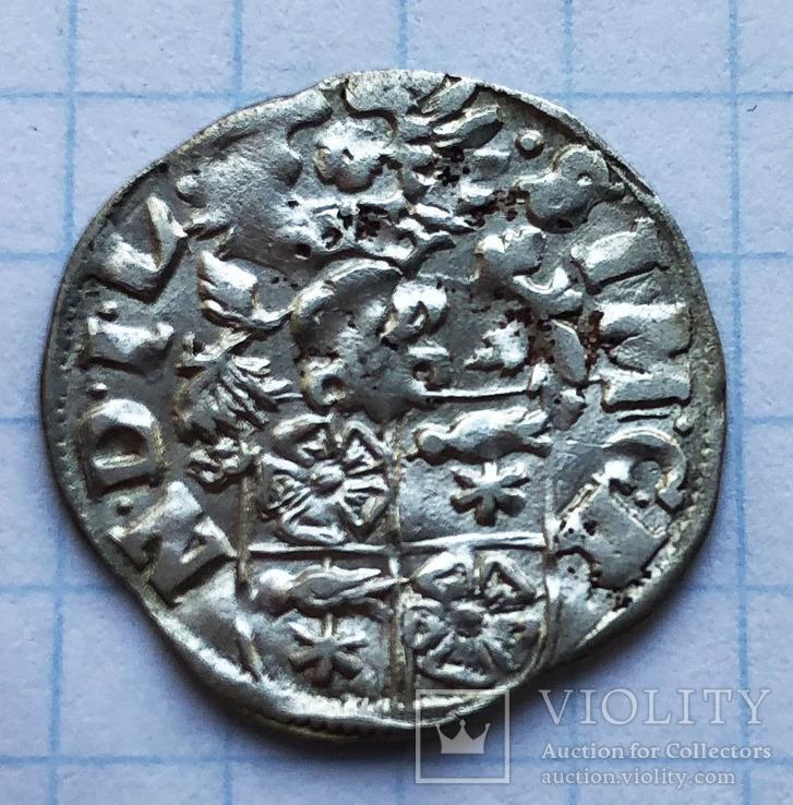 Грошен 1614 года. Графство Липпе-Детмолд.