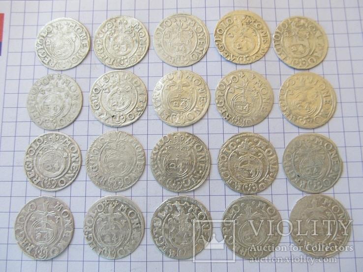126 монет средневековья