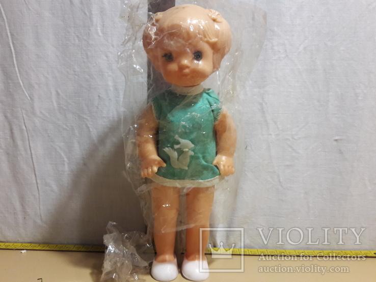 Новая кукла Юля с белкой и биркой
