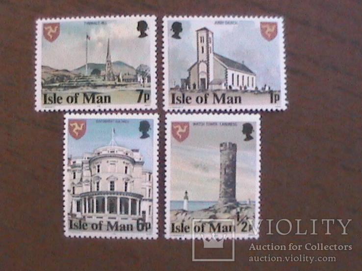 Остров Мэн 1978 маяки