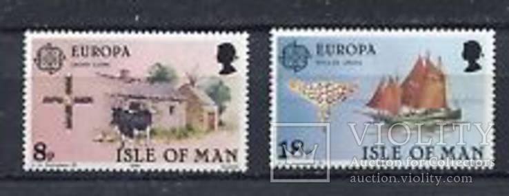 Остров Мэн 1981
