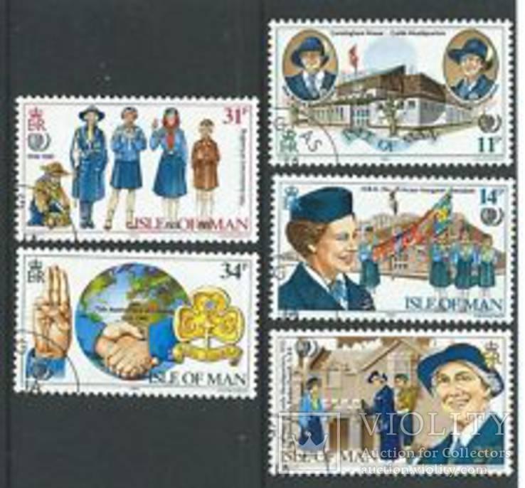 Остров Мэн 1985