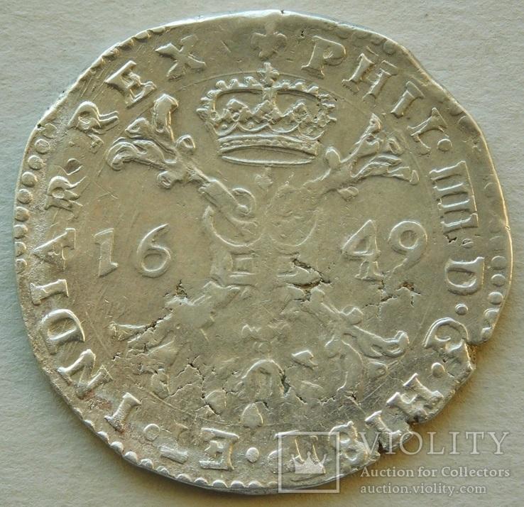 Талер 1649 г.