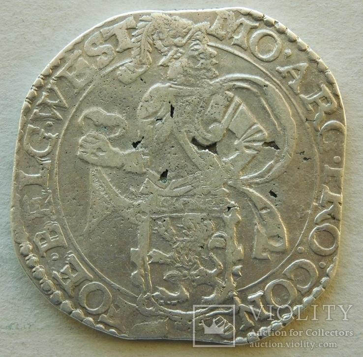 Талер 1668 г.