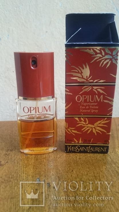 Opium natural spray 36ml. Винтаж.