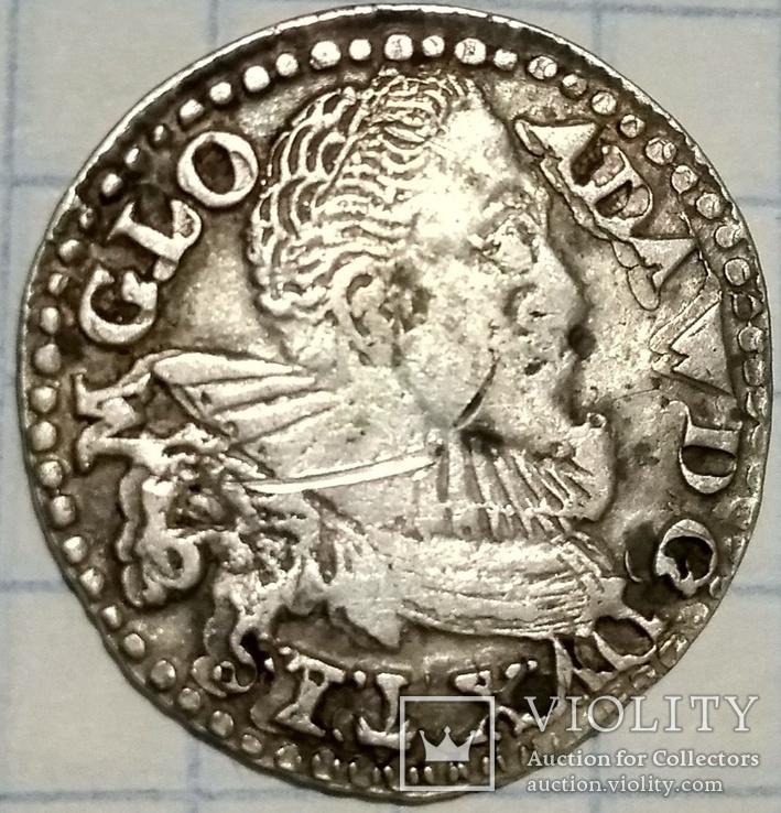 Трояк Адама Вацлава 1597 Тещин R3
