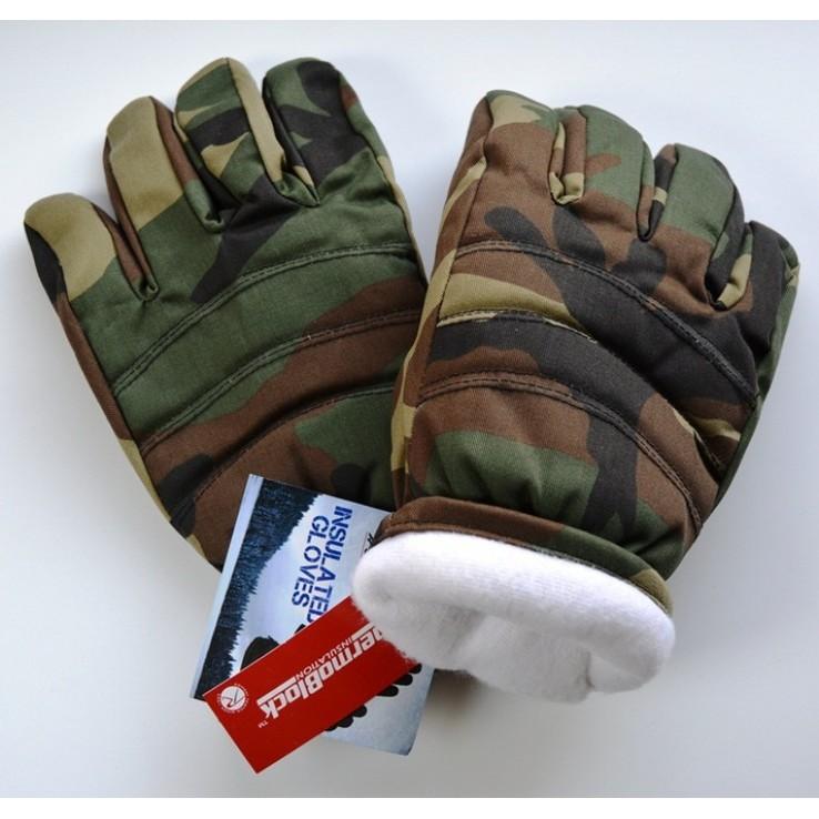 Перчатки утепленные Hunting Gloves