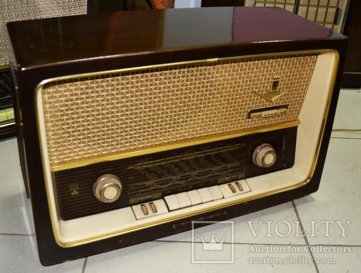 Радиоприёмник Grundig Musikgerät 3059 Германия
