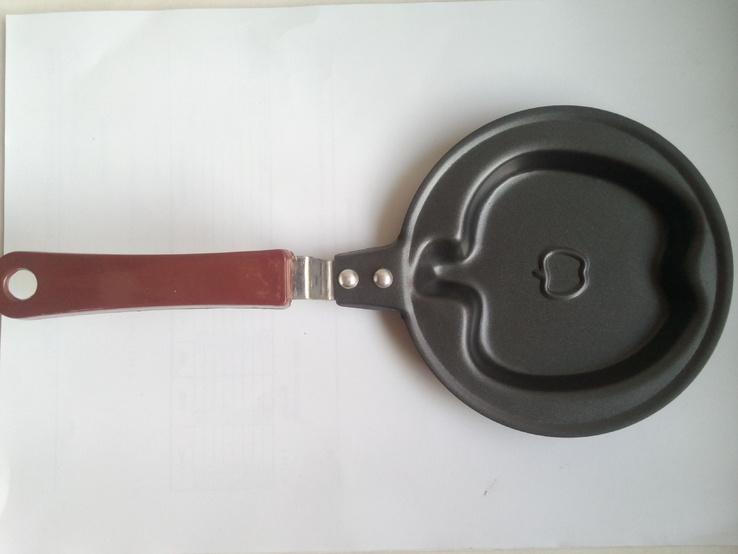 Сковородка мини для яиц с формой