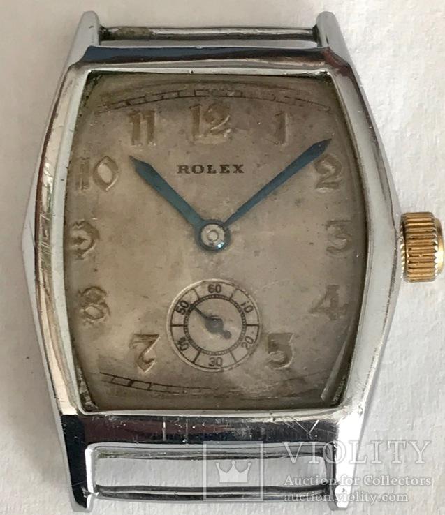 Часы Rolex, размер 29х26 мм. Не рабочие