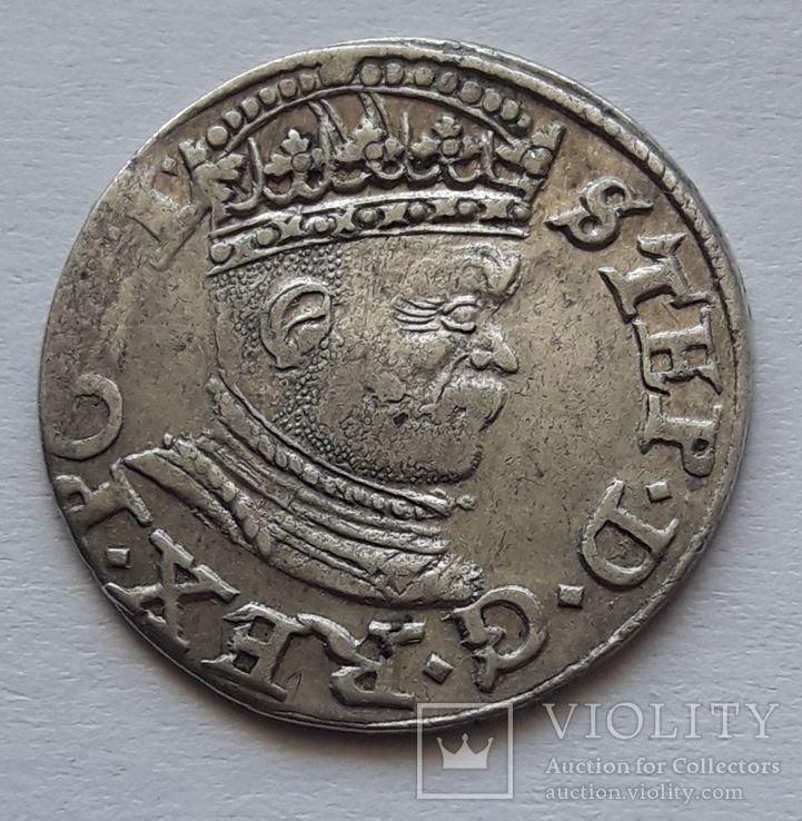 Трояк Рига 1586 г.