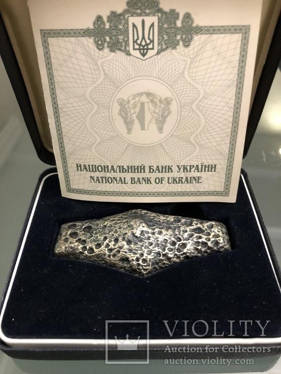Памятная серебряная гривна Киевского типа