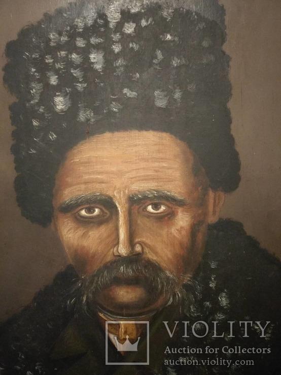 Портрет Т.Г.Шевченко