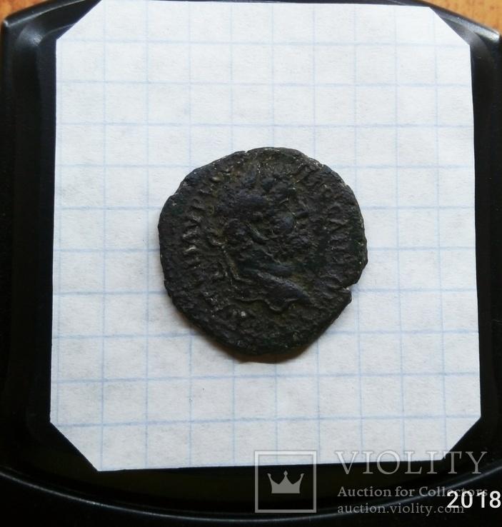 Провинциальная бронза Каракалла 198-217 гг., г. Тира