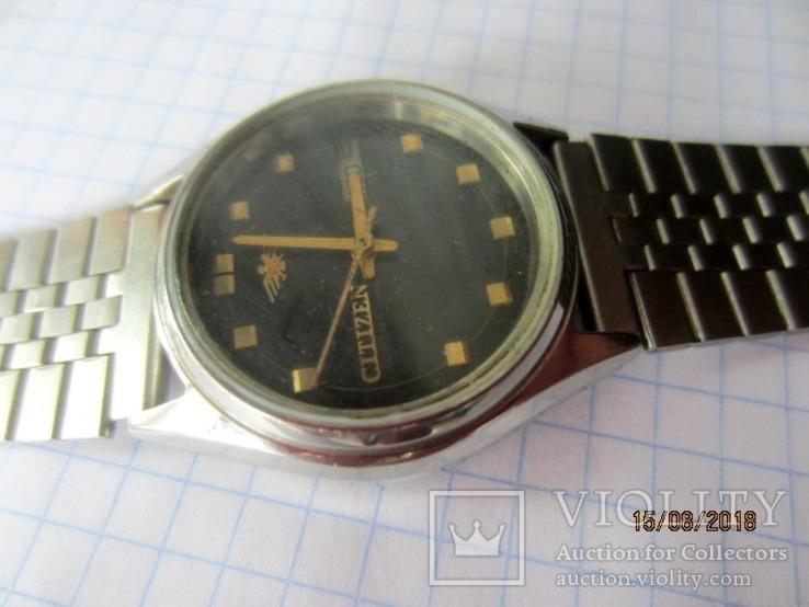 Citizen Watch Co.21 Jewels, Automatic,GN-4-S/ rar, фото №4