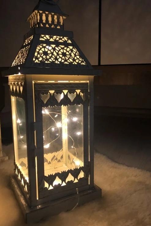 Гирлянда роса LED светодиодная. 2 метра Проволочная. На батарейках, фото №7