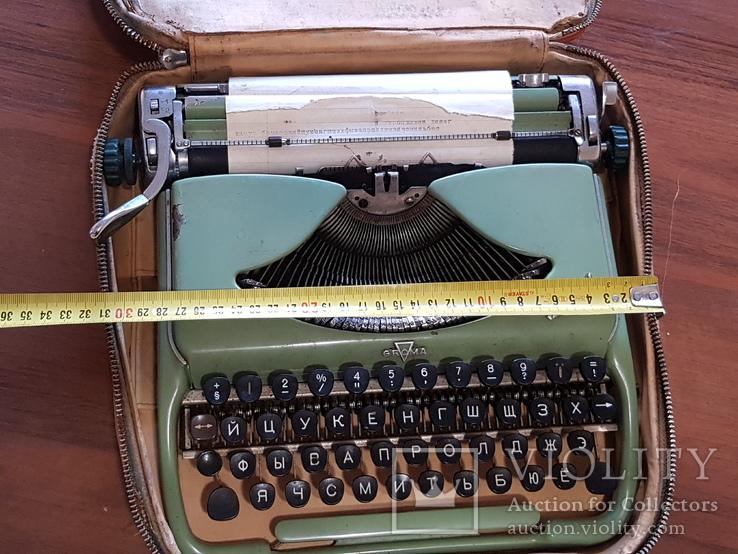 Старинная печатная машинка., фото №6