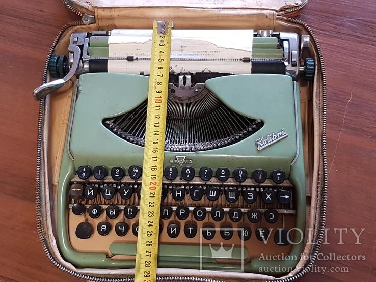 Старинная печатная машинка., фото №7