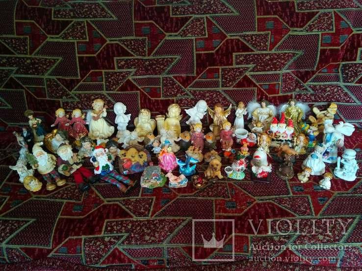 Сувениры от Санта Клауса (58 шт), фото №2